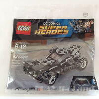 LEGO 30446 DC Super Heroes The Batmobile Polybag 2016 Brand New & Sealed HTF