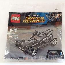 LEGO 30446 DC Super Heroes The Batmobile Polybag 2016 Brand New & Sealed HTF
