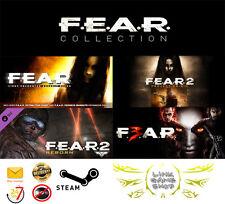 F.E.A.R Trilogy Collection 1+2+3 + DLC PC Digital STEAM KEY - Region Free