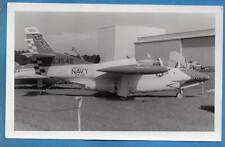 1960-80s USN T2 Buckeye VT-10 153542 Original Photo