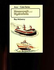 of -  Hovercraft and Hydrofoils in Color, Roy McLeavy  Arco series  SB VG