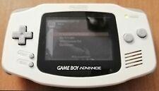 Nintendo Game Boy Advance Handheld Konsole Weiss
