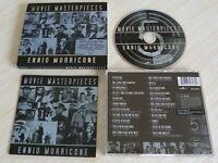 CD ALBUM ENNIO MORRICONE MOVIE MASTERPIECES 22 TITRES 2004 COMPILATION