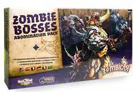 Zombie Bosses Abomination Pack, Zombicide Black Plague, New by CMON Multilingual
