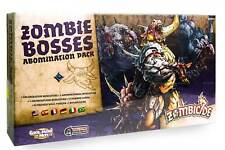 Asmodee Ubizbp19 - Gioco Zombicide Black Plague Abomination Pack