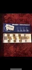 Hipshot Locking Guitar Tuner Upgrade Kit - 3+3