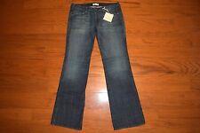 NWT DPD Deluxe Premium Denim BOOT Cut Blue Jeans - Women Size 31 - MSRP=$88