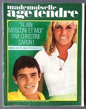 ►AGE TENDRE 36/1967- CARON - SHEILA - VARTAN - ANNIE PHILIPPE - DONOVAN - GALL