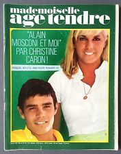 ►AGE TENDRE 36/1967- CARON - SHEILA - VARTAN - FRANCOISE HARDY - FRANCE GALL