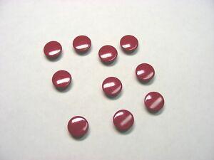 Snap Setter - Snap Sets - Cranberry - Lot of 10 snaps - Size 16