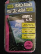 Tempered Glass Screen Protector Guard for Samsung Galaxy S7