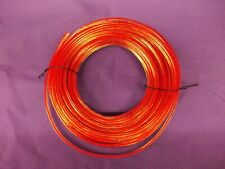 10mtr  Speaker Cable/Wire Gold Hi Fi