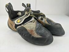 La Sportiva Men's Solution P3, Climbing shoes,Size 38, Us Men's 6 Good Condition