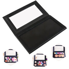 Black Empty Magnetic Makeup Palette DIY Eye Shadow Pigment Tray Holder Case