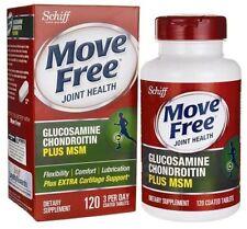 Schiff Move Free Joint Health Glucosamine Chondroitin Plus MSM