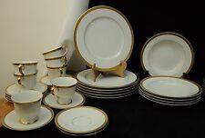 53 Piece Partial Set Sango Royalty China Dinner, Desert, Salad, Cups, etc.