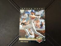 MIKE PIAZZA 1993 UPPER DECK STAR ROOKIE #2