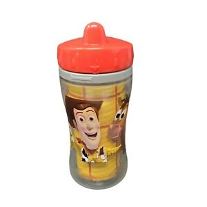 Playtex Twist N Click Sippy Sippie Cup Disney Toy Story Woody Jessie Spill Proof