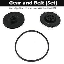 Gear Belt Set Replacement Parts for   CDM12.1 Laser Head VAM1201 VAM1202