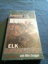 Eastmans' Hunting Journal Elk Hunting the West VCR Tape - Sealed