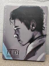 Star Wars Jedi: Fallen Order ! B-WARE !DELLE! New Steelbook - Custom -  NO GAME