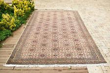 Turkish Rug 94''x143'' Bunyan Carpet Vintage 240x365cm Floral Decor 7x11 Rug