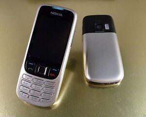Nokia 6303c Orange Classic 3.2 megapixel Mobile Phone