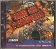 Take No Prisoners (PC CD) * NEW * & Factory Sealed, Free US First Class Shipping