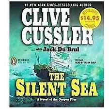 The Silent Sea - Clive Cussler / Jack DuBrul -  CD Audiobook -Oregon Files