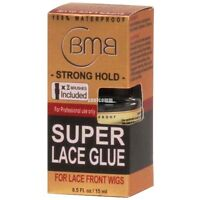 BMB Super Lace Glue Adhesive 0.5oz Strong Hold Lace Front Wigs Toupes Hair Scalp