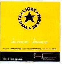 (184J) White Light Parade, Wake Up - DJ CD