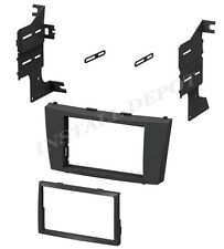 ★ 2007-2012 TOYOTA CAMRY DOUBLE DIN CAR STEREO RADIO INSTALL DASH KIT TRIM CD ★