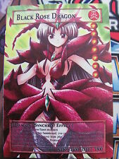 Yugioh Common Orica Black Rose Dragon (Art 5)