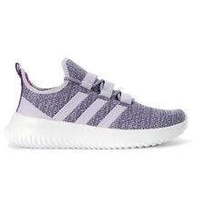 Adidas Kid's Unisex Kaptir Purple Tint/Tech Purple Running Shoes EG3732 NEW