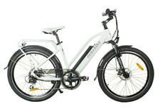A6 Supreme Electric City Bike, High Spec e-Bike
