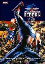 Captain America - Reborn (2010, Hardcover)