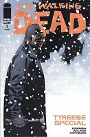The Walking Dead  #1 TYREESE SPECIAL NM UNREAD FIRST PRINT KIRKMAN
