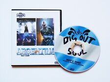 Oasis: Dig Out Your Soul Tour - Argentina 2009 live DVD