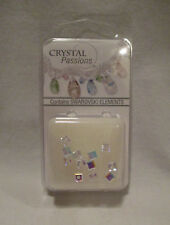 Swarovski Crystal Passions 4mm AB Cube Beads 12 pack x 7 Packages