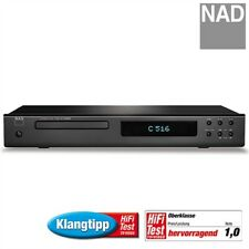 NAD C516BEE CD Player + D/A-Wandler Graphite CD-R CD-RW MP3 WMA Display dimmbar