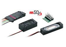Märklin 60985 märklin SoundDecoder mSD3 Dampflok Fabrikneu