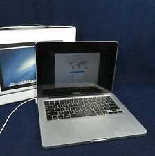 APPLE MACBOOK PRO 13.3 LAPTOP MD101LL/A INTEL CORE I5 2.5GHZ 4GB DDR3 500GB HDD