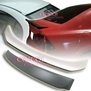 Unpainted HONDA 06-11 CIVIC 8th Sedan roof spoiler + ducktail trunk spoiler ◎