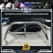 HONDA CR-V BULL BAR CHROME AXLE NUDGE A-BAR 60mm 2007-2011 SUPER OFFER (NX1)