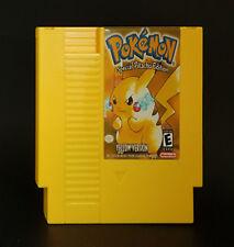Pokemon Yellow NES Nintendo Game *FREE SHIPPING!*