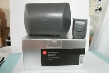 LEICA X1 LEATHER EVER READY CASE [18710] WITH FINDER CASE MINT