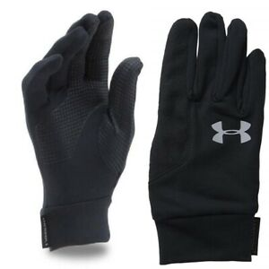 Under Armour Liner Youth Gloves Football Kids Sports 7-12 yrs Touch Screen S233