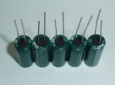 100x 50v330uF 50V PW Taicon Low Impedance Capacitor 10x25 switching power supply