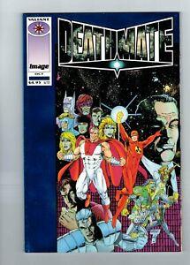 Deathmate Blue From Valiant Comics October 1993