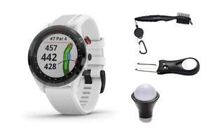 Garmin Approach S62 Premium GPS Golf Watch and Wearable4U Bundle